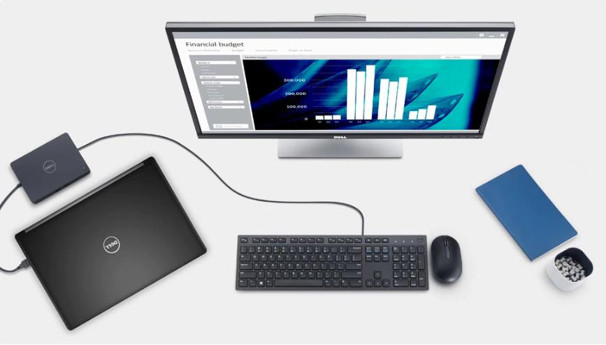 Przeglądając dalej ofertę firmy Dell trafiamy na laptopy z nieco wyższych półek. Przyjrzymy się teraz modelowi Dell Latitude 5580, który jest już dobrze znanym urządzeniem z kategorii laptopów biznesowych